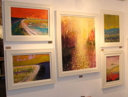 Affordable Art Fair, Bristol. September 2016