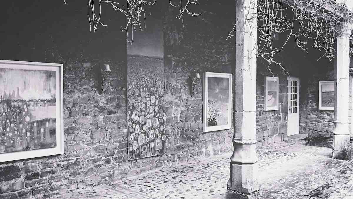 Vernissage - Camon, Aude