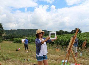 Art Course in the Languedoc with Matthew Rees